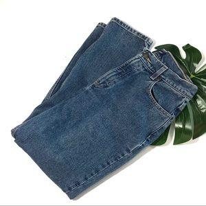 Vintage Lizwear High Waisted Medium Wash Jeans